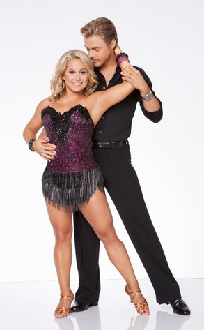 Shawn Johnson, Derek Hough, Dancing with the Stars All-Star