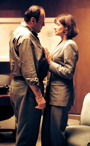 James Gandolfini, Lorraine Bracco, The Sopranos