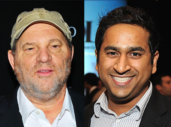Harvey Weinstein, Vivek Shah