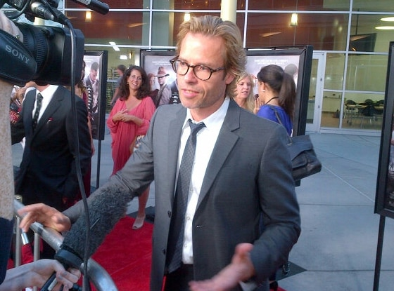 Guy Pearce, Malkin Party Pics Instagrams