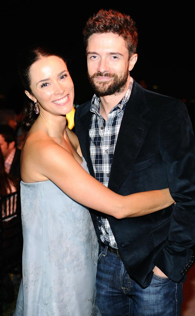 Abigail Spencer, Topher Grace