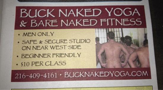 Naked Yoga Chelsea X2