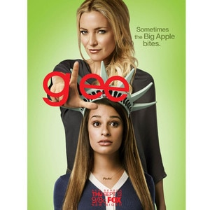 Glee, Kate Hudson, Lea Michele