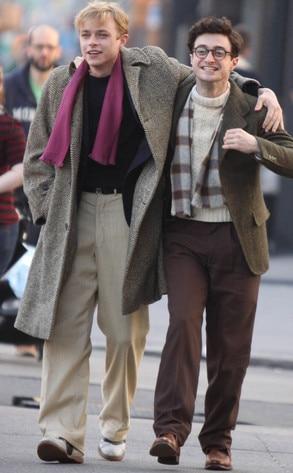 Daniel Radcliffe, Dane DeHaan