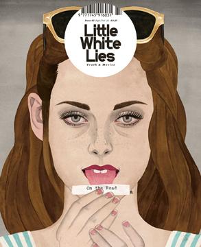 Kristen Stewart, Little White Lies Magazine