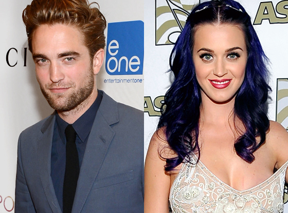 Robert Pattinson, Katy Perry