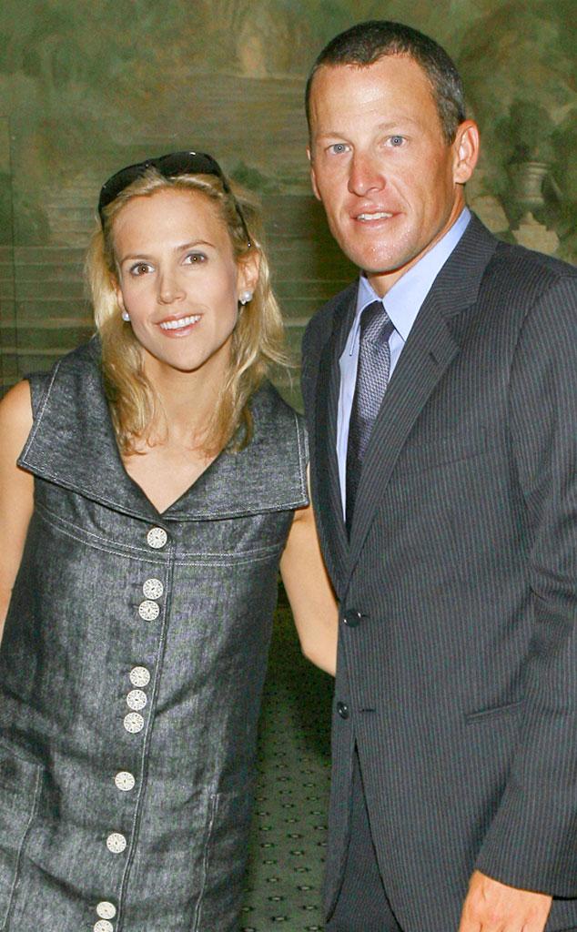 Tori Burch, Lance Armstrong