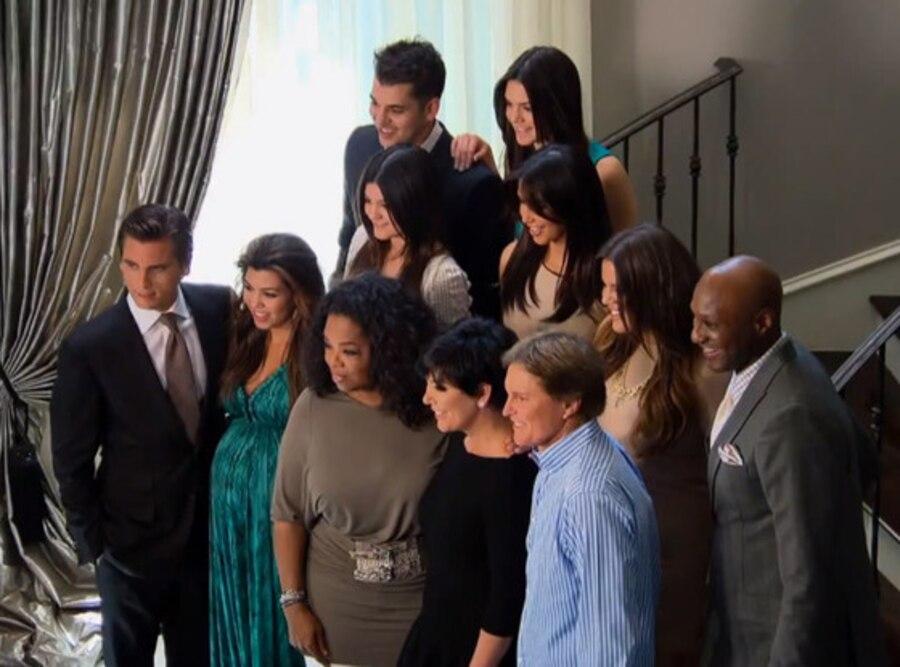 Keeping Up With The Kardashians, Oprah