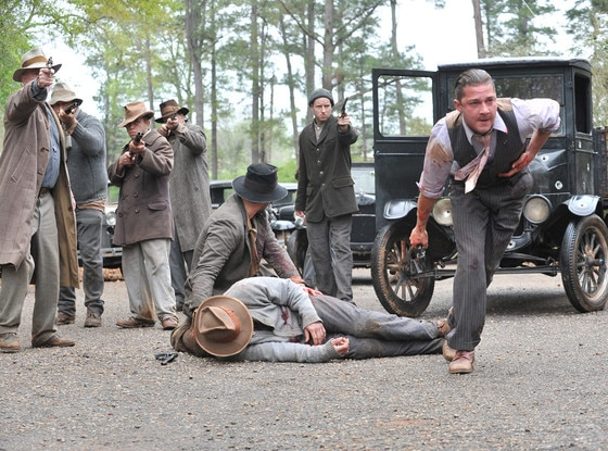 Shia LaBeouf, Lawless