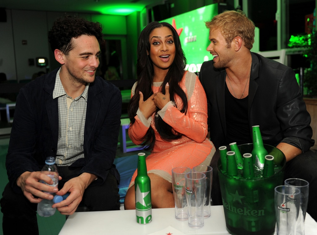 Lala Anthony, Vincent Piazza, Kellan Lutz