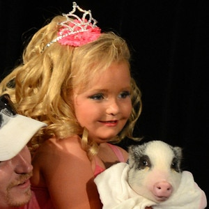 Alana Thompson, Honey Boo Boo Child