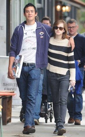 Emma Watson, Will Adamowic