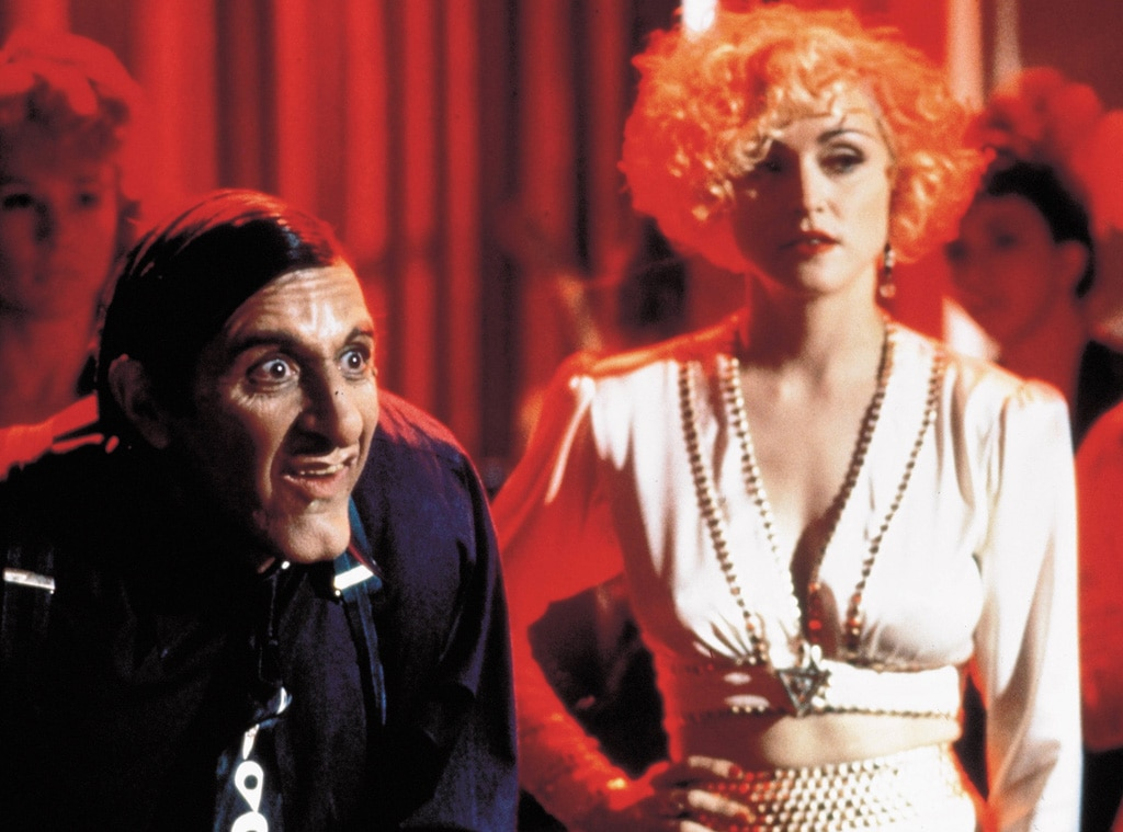 Al Pacino, Madonna, Dick Tracy