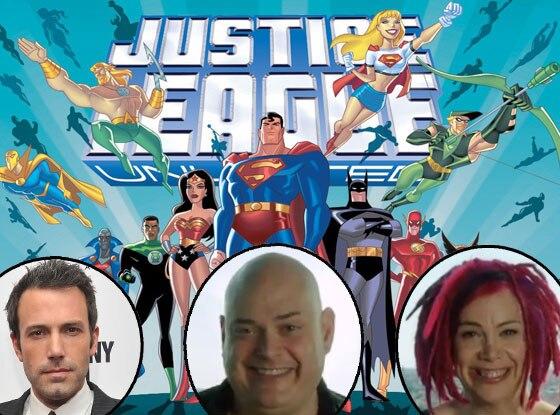 Justice League, Ben Affleck, Lana Wachowski, Andy Wachowski