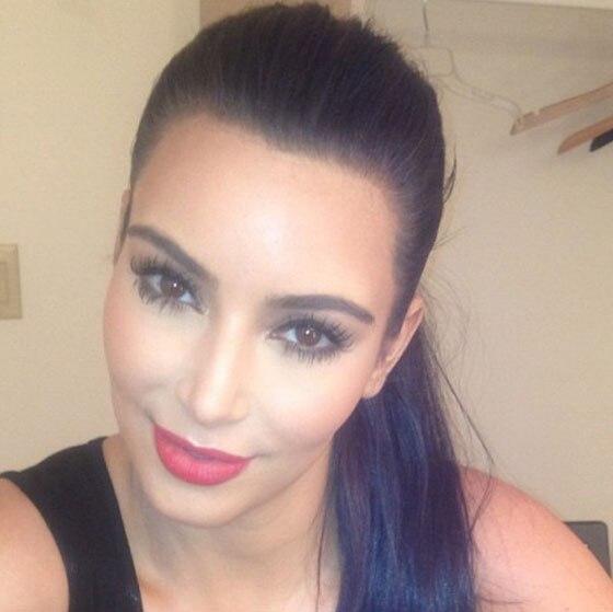 Kim Kardashian, Twit Pics