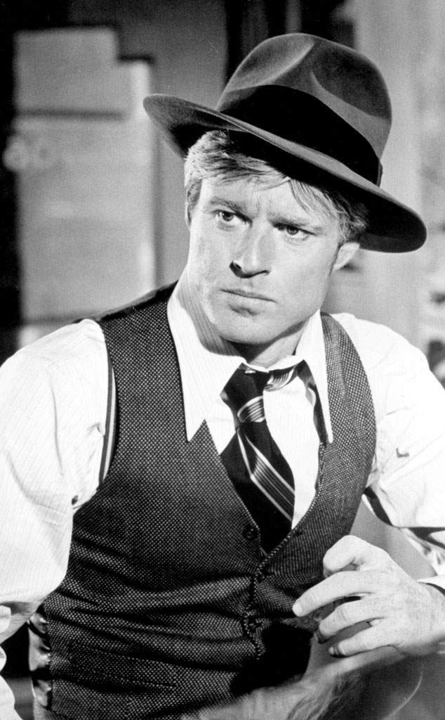 Robert Redford, The Sting
