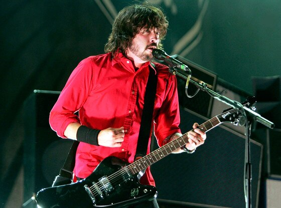 Dave Grohl, Reading Festival