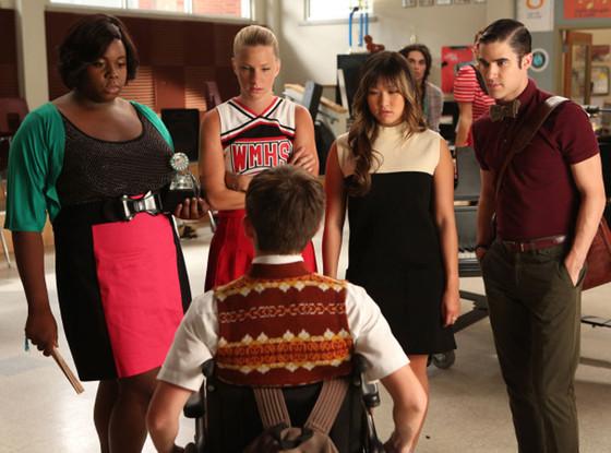Glee, Cast