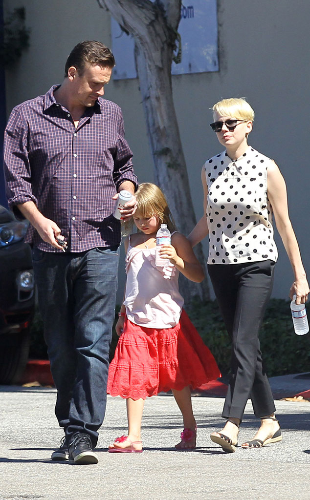 Michelle Williams, Jason Segel, Matilda