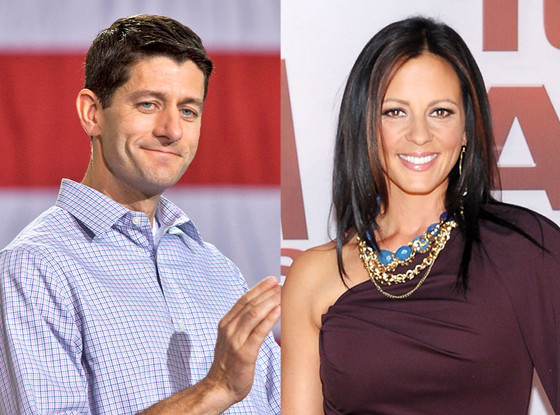 Paul Ryan, Sara Evans