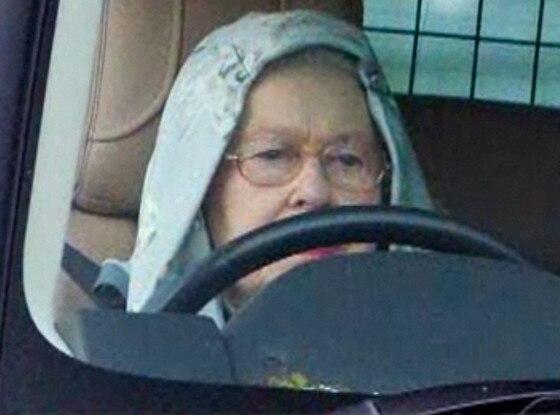 Queen Elizabeth, hoodie