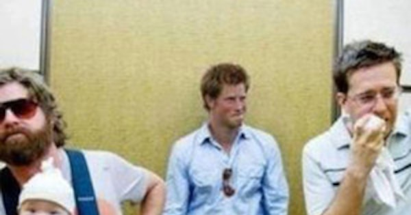 Naked Prince Harry Meme: The Best Of The Pics
