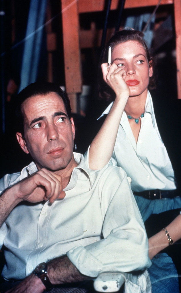 Humphrey Bogart, Lauren Bacall, Key Largo