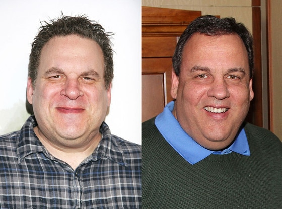 Jeff Garlin, Governor Chris Christie