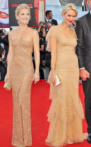 Kate Hudson, Naomi Watts