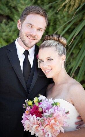 Shawn Ashmore, Dana Renee Wasdin