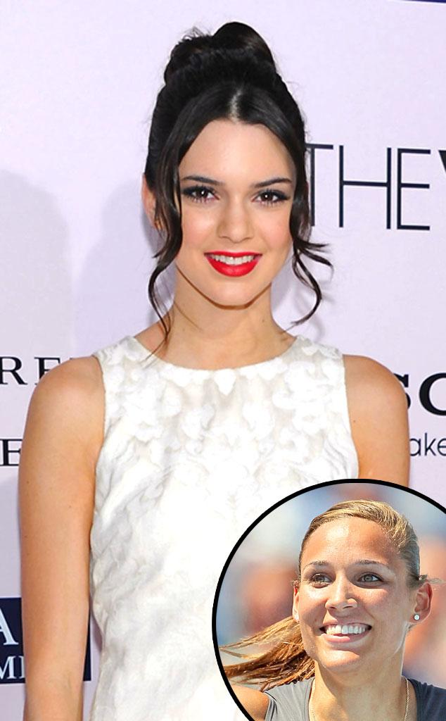 Kendall Jenner, Lolo Jones