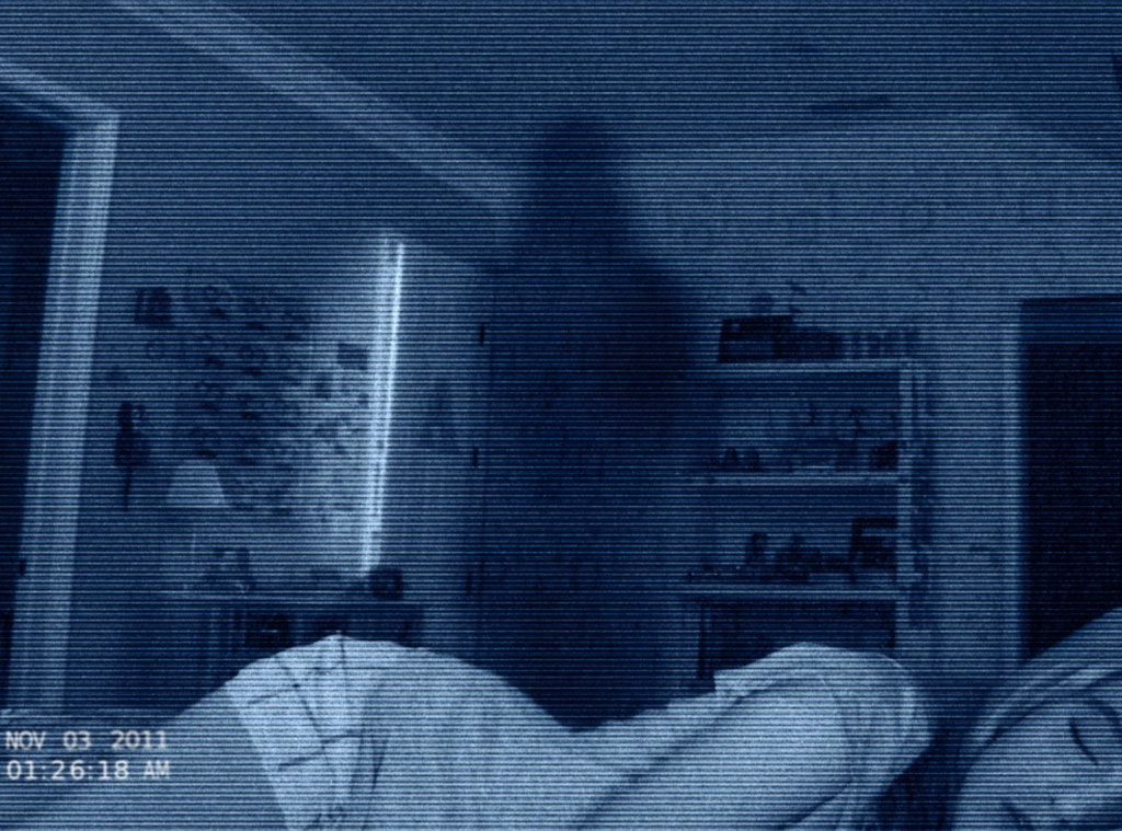 Kathryn Newton, Paranormal Activity 4