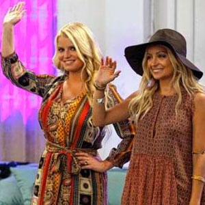 Jessica Simpson, Nicole Richie, Fashion star