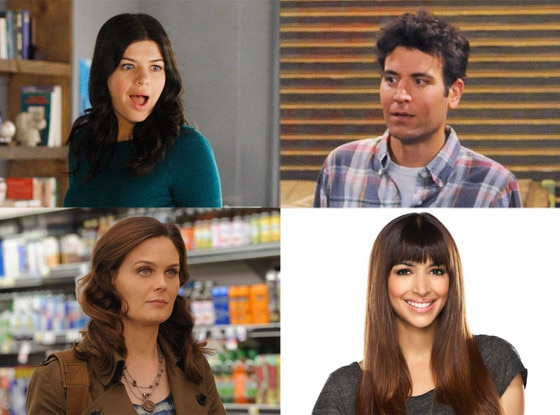 Hannah Simmone, New Girl, Josh Radnor, How I Met Your Mother, Emily Deschanel, Bones, Casey Wilson, Happy Endings