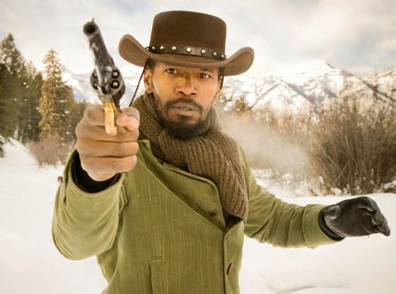 Jamie Foxx, Django Unchained