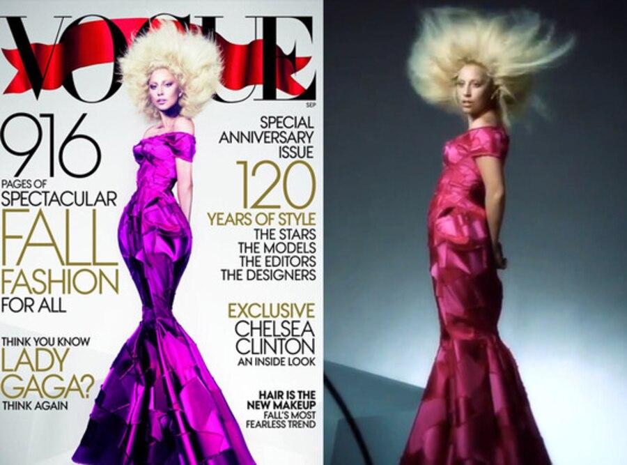 Lady Gaga, VOGUE Cover
