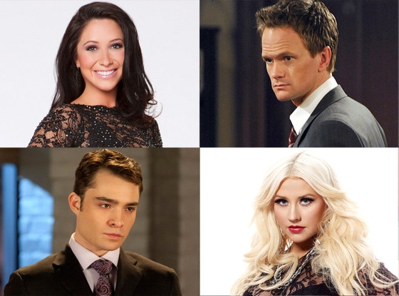 Dancing with the Stars, How I Met Your Mother, Gossip Girl, The Voice