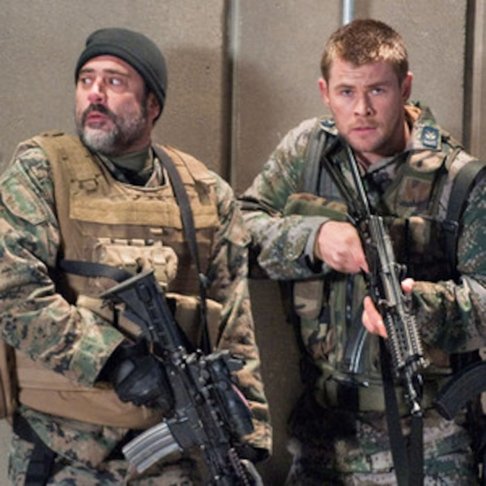 RED DAWN, Chris Hemsworth, Jeffrey Dean Morgan