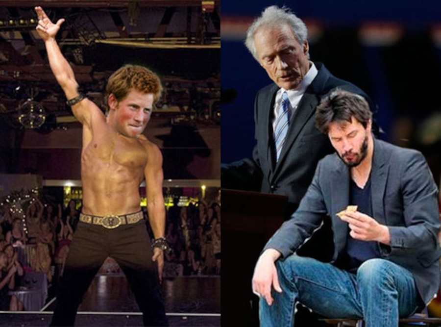 Prince Harry Meme, Clint Eastwood Memes