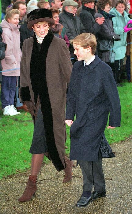 Princess Diana, Prince William