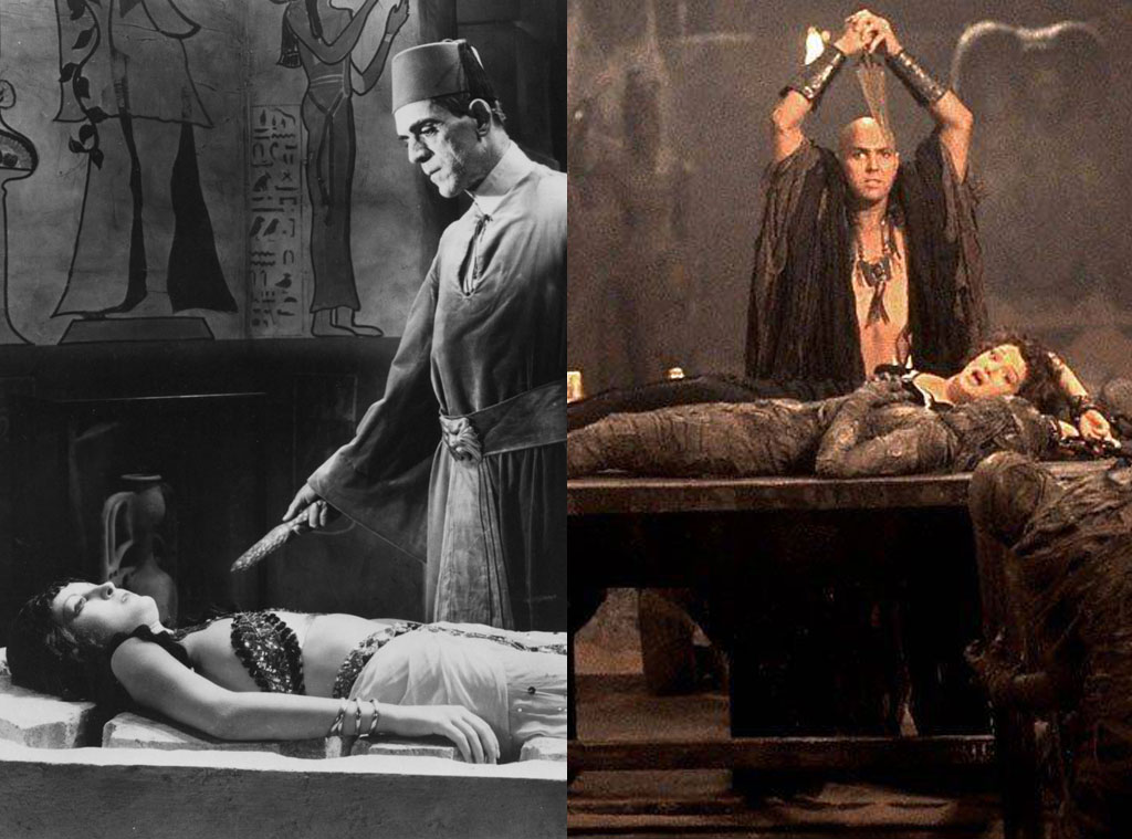 Movie Remakes, The Mummy