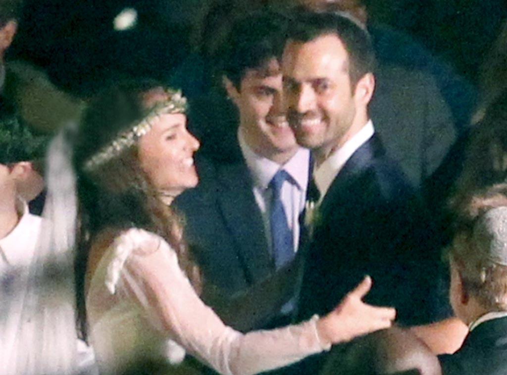 Natalie Portman & Benjamin Millepied from Celebrity ...