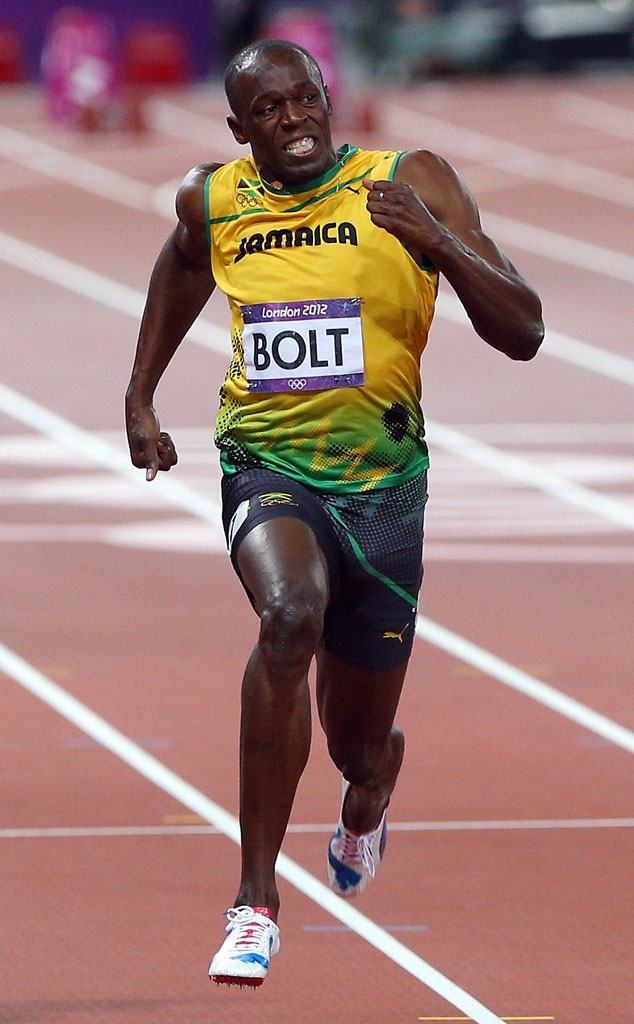 Usain Bolt, 2012 Summer Olympic