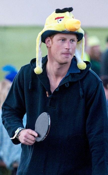 Prince Harry Angry Birds 550 Chelsea