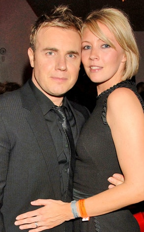 Gary Barlow, Dawn Barlow