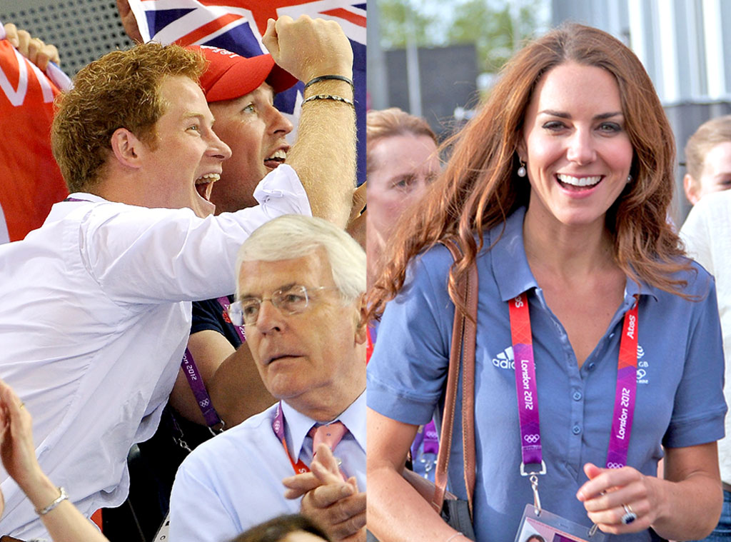Prince Harry, Kate Middleton