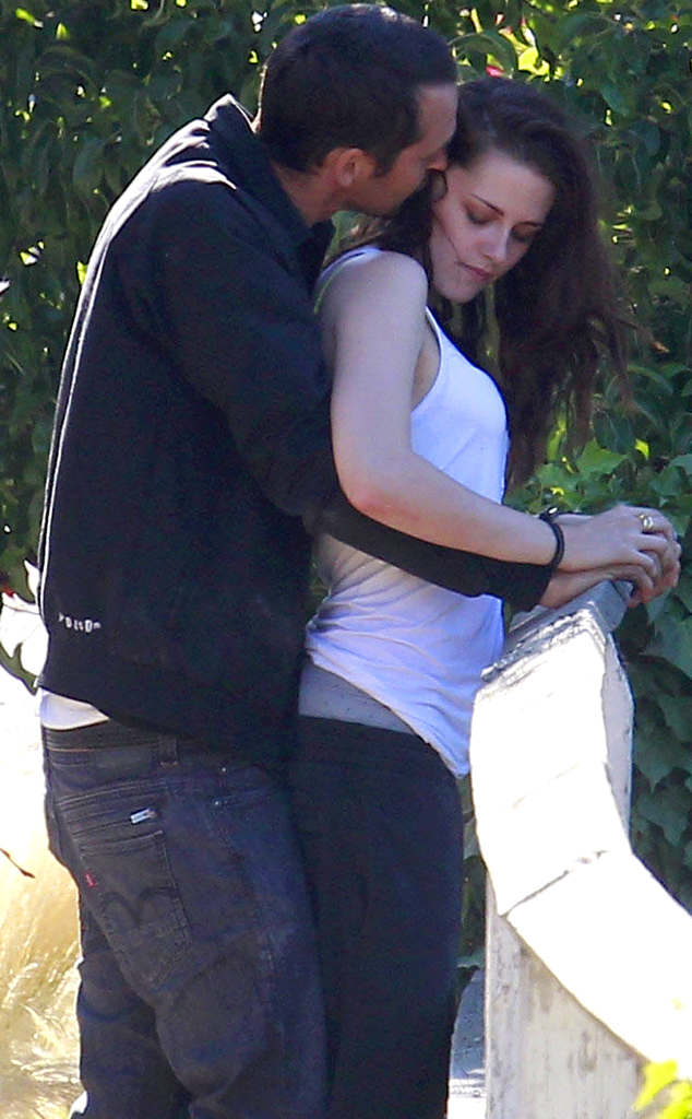rob pattinson and kristen dating