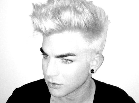 Adam Lambert, Twit Pic
