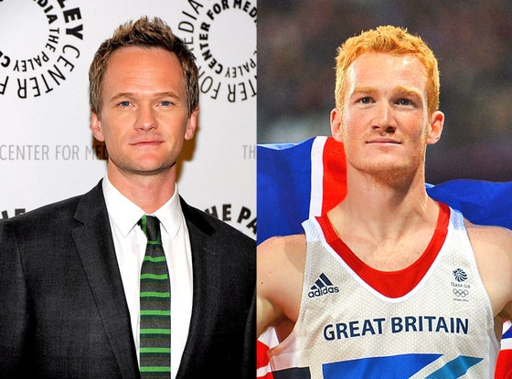 Neil Patrick Harris, Greg Rutherford