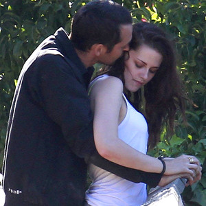 Rupert Sanders, Kristen Stewart
